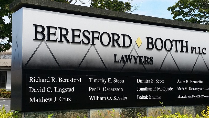 Beresford Booth Edmonds Attorneys