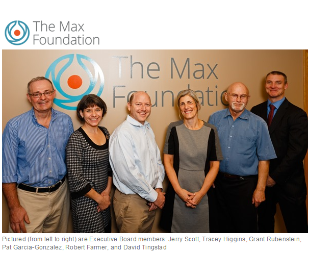 Max Foundation Board Members